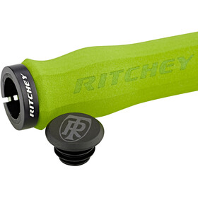 Ritchey WCS Ergo True Grip Handvatten Lock-On, green